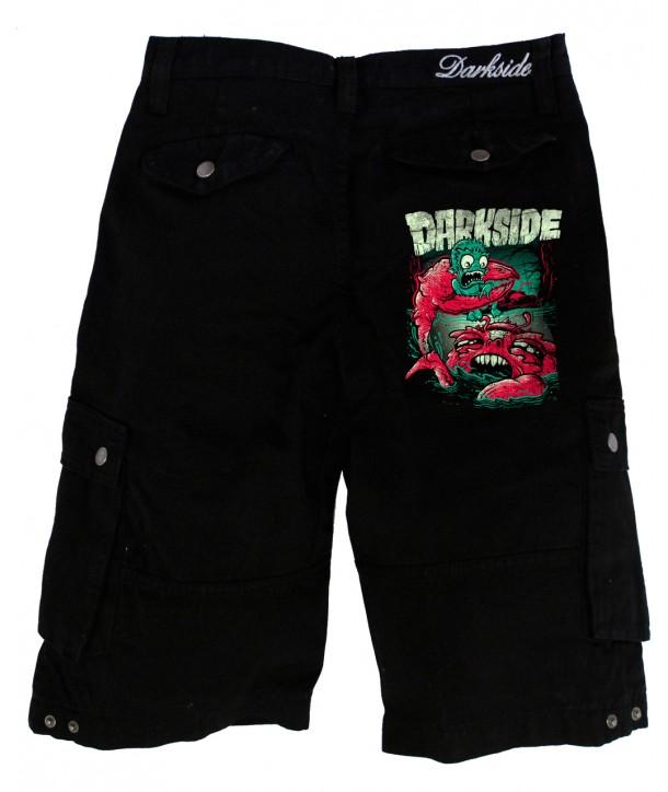 Short Darkside Homme Crab