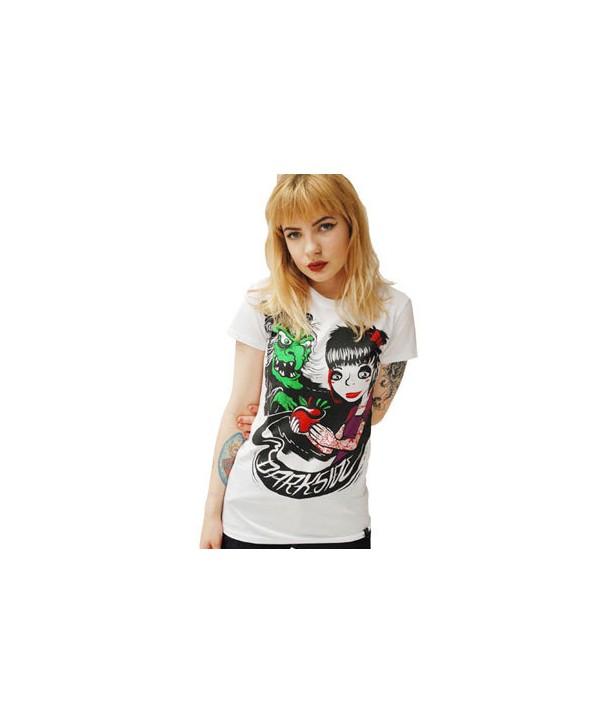 Tee Shirt Darkside Clothing Hag