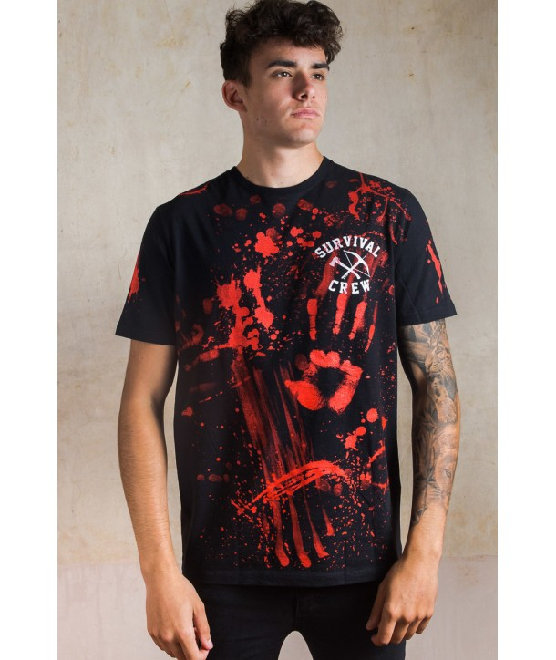 Tee Shirt Darkside Clothing Zombie Killer 13