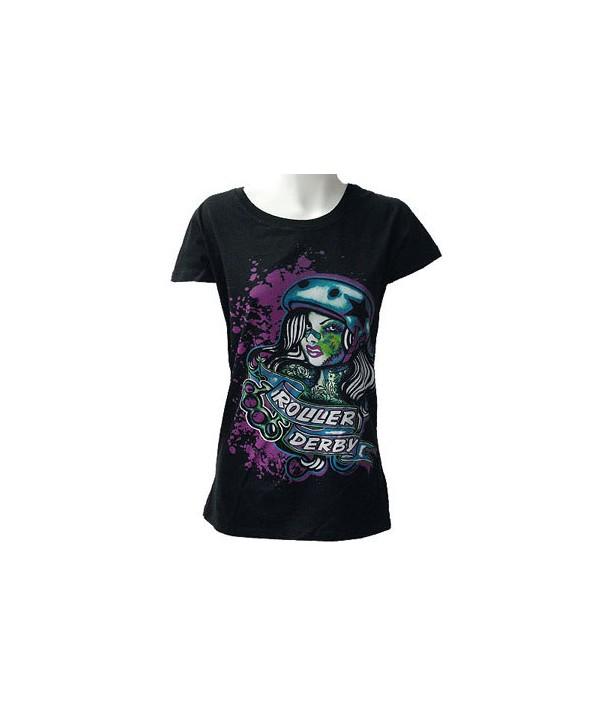 Tee Shirt Darkside Femme Roller