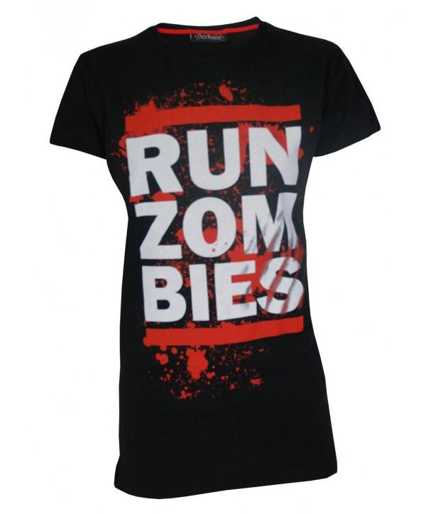 Tee Shirt Darkside Femme Run Zombies