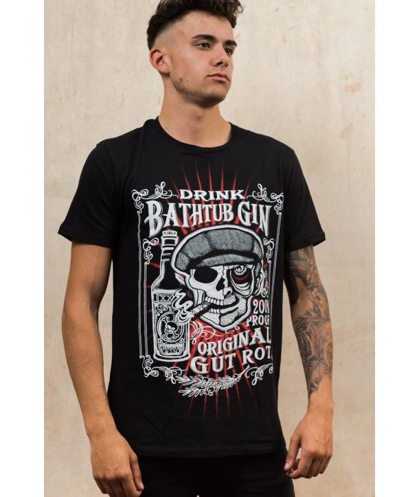 Tee Shirt Darkside Homme Bathtub Gin