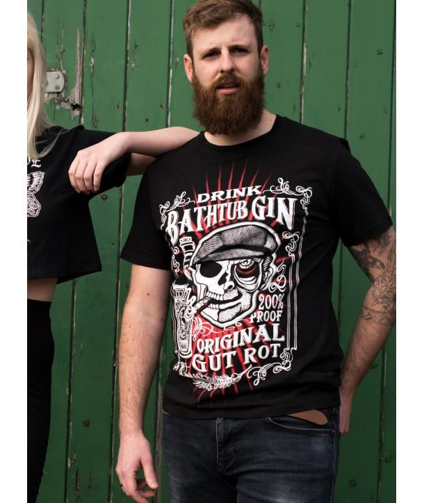 Tee Shirt Darkside Homme Bathtub Gin