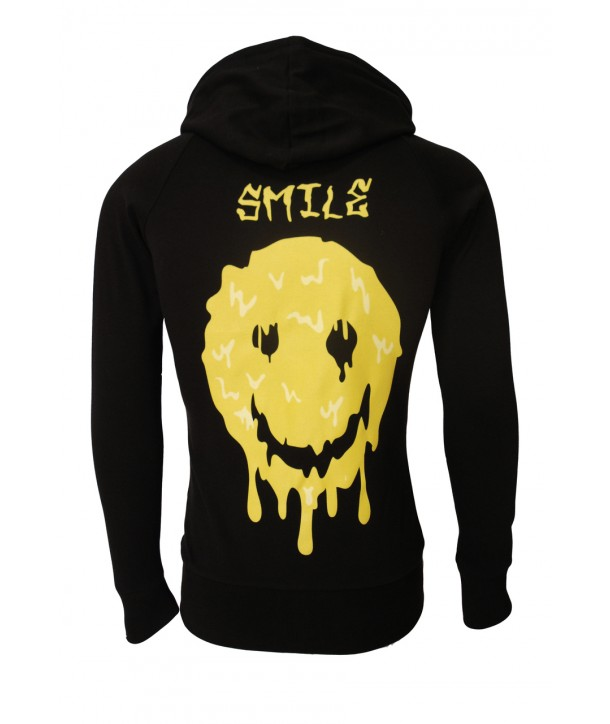 Sweat Shirt Darkside Homme Zombie Smile