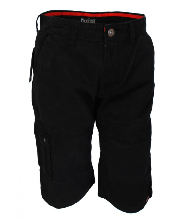 Short Darkside Homme Black