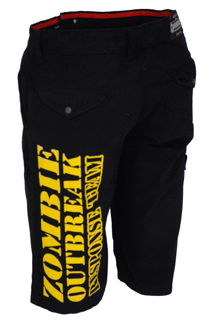 Zombie Homme Response Short Clothing Mens Darkside Shorts dCBoxe
