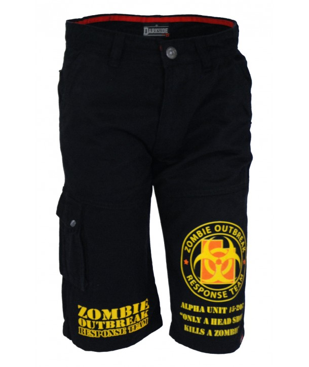 Short Darkside Homme Zombie Response