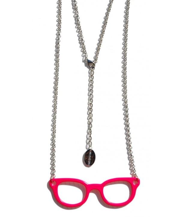 Collier Darkside Pink Glasses
