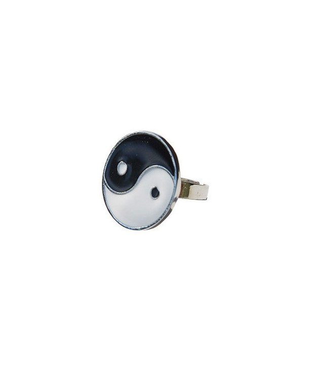 Bague Darkside Yin Yang