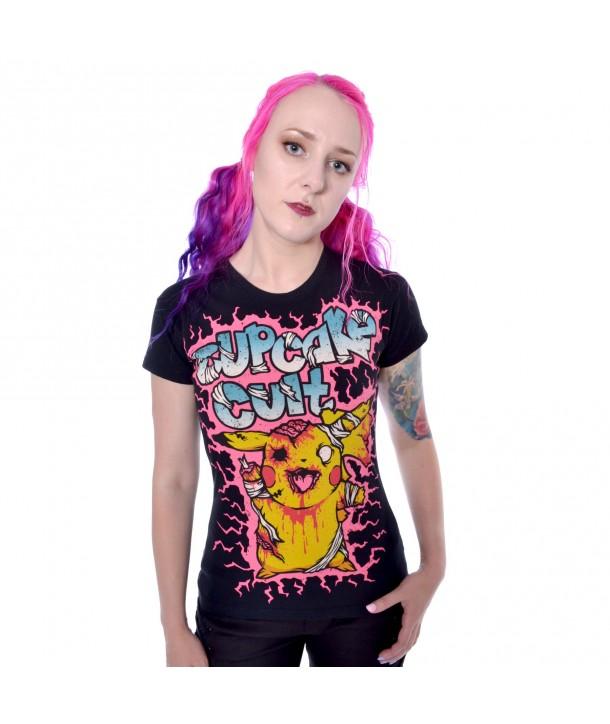Tee Shirt Cupcake Cult Zombie