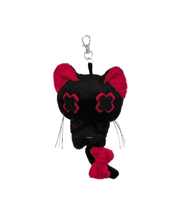 Peluche Luv Bunny Baby Vanity Noir/Rouge