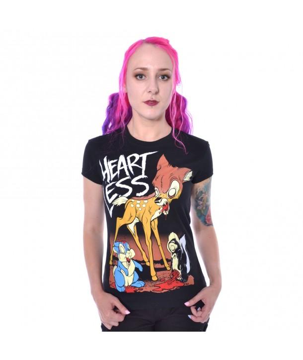 Tee Shirt Heartless Clothing Zamby