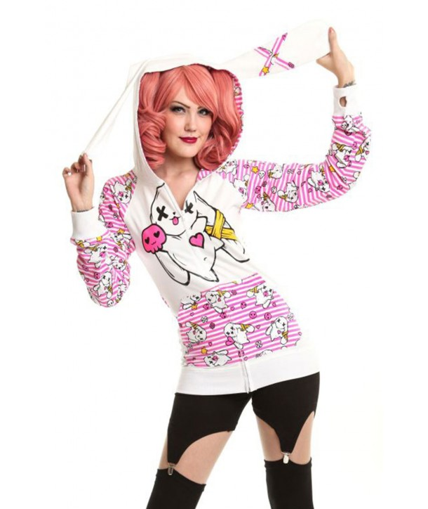 Sweat Shirt Luv Bunny Kawaii