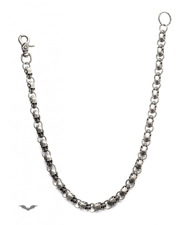 Chaine Queen Of Darkness Gothique Skull Chain