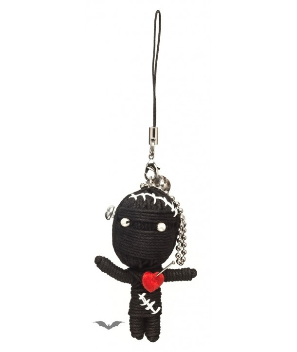 Porte Clés Queen Of Darkness Gothique Voodoo Doll - Mr. Franken