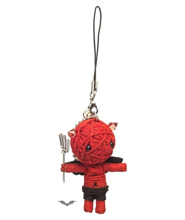Porte Clés Queen Of Darkness Gothique Voodoo Doll - Bad Devil