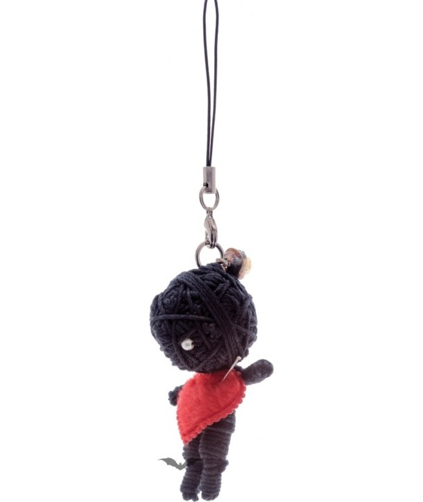 Porte Clés Queen Of Darkness Gothique Voodoo Doll - Sad Boy