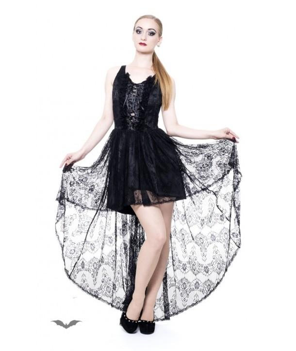 Robe Queen Of Darkness Gothique Vampire