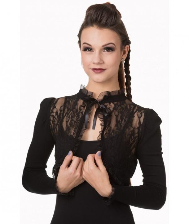 Boleros Banned Clothing Lace