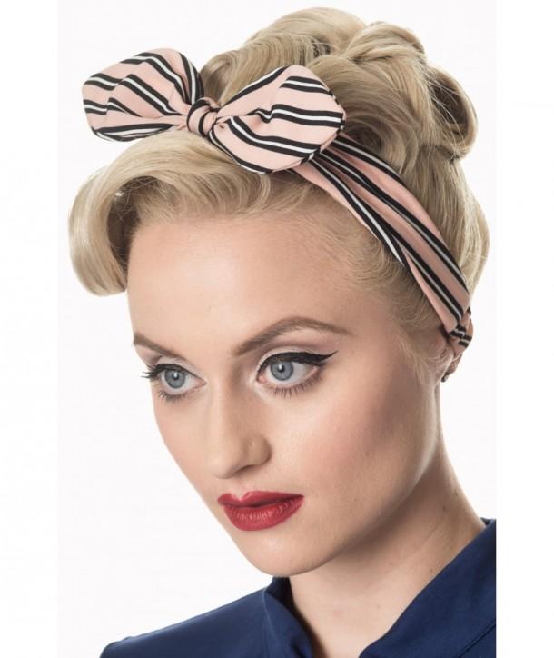 Foulard Banned Clothing Brandy Headscarf Rose