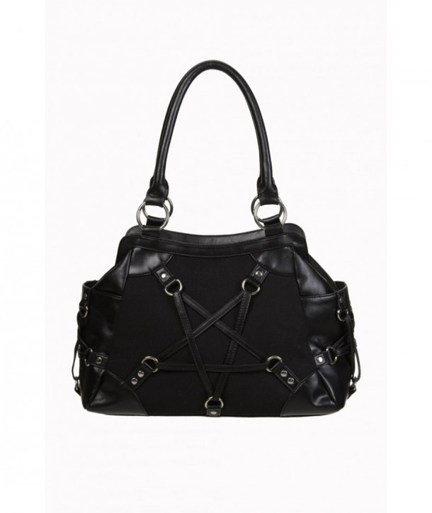 Sac Banned Clothing Stand Still Bag Noir