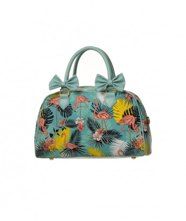 Sac Banned Clothing Wanderlust Bag Flamingo