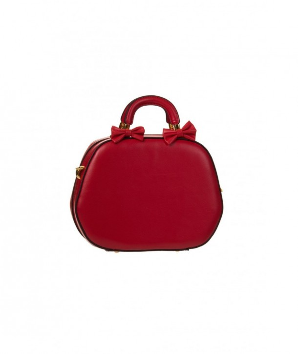 Sac Banned Clothing Lucille Lipstic Rouge