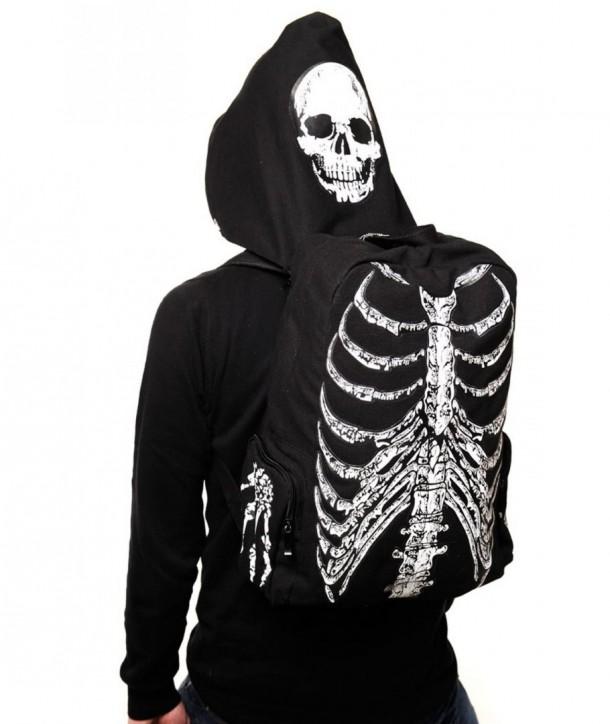 Sac Banned Clothing Skeleton