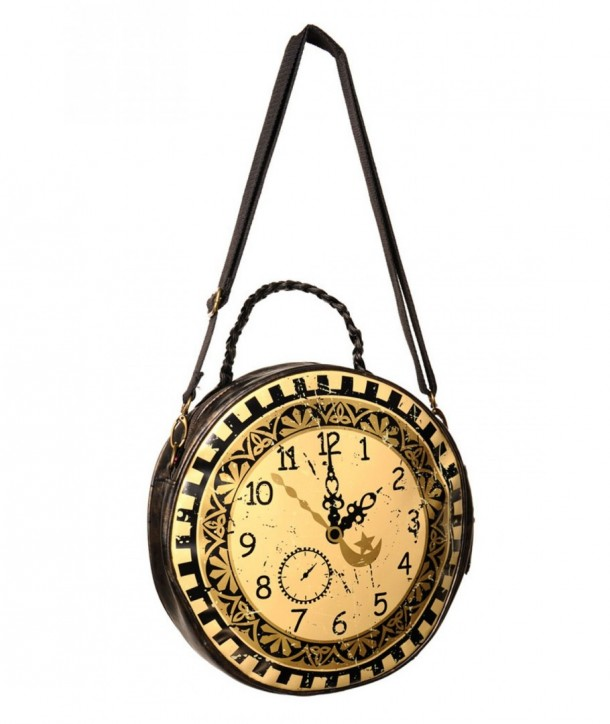 Sac Banned Clothing Clock Circular
