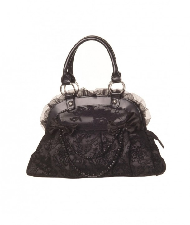 Sac Banned Clothing Reinvention Black