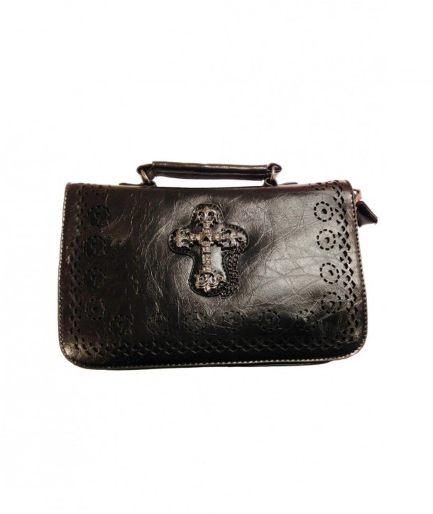 Sac Banned Clothing Gothic Cross