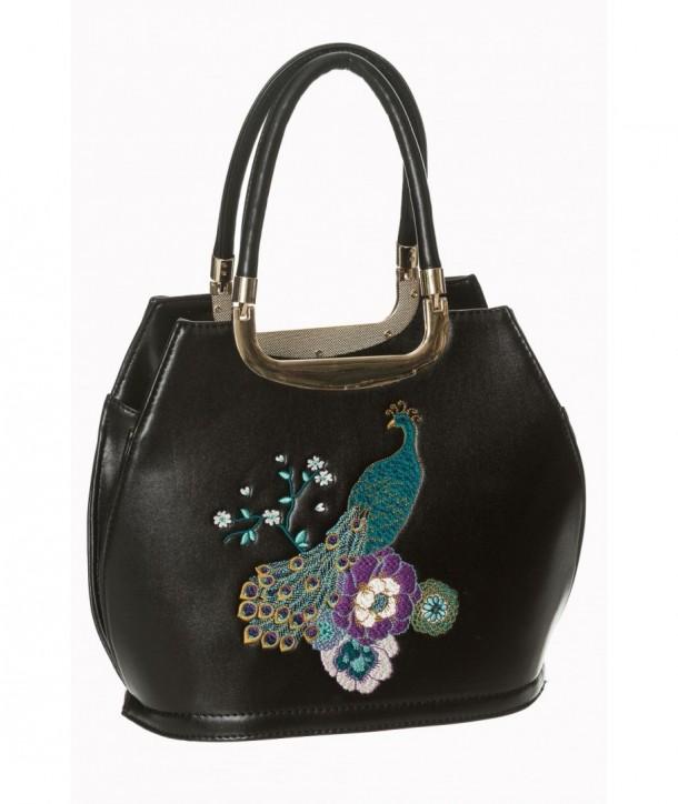 Sac Banned Clothing Mayuree Bag Noir