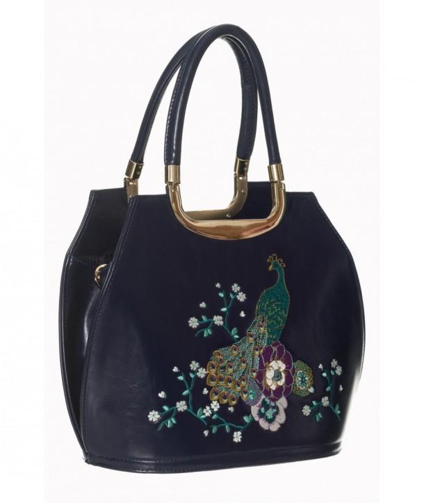 Sac Banned Clothing Mayuree Bag Midnight Bleu