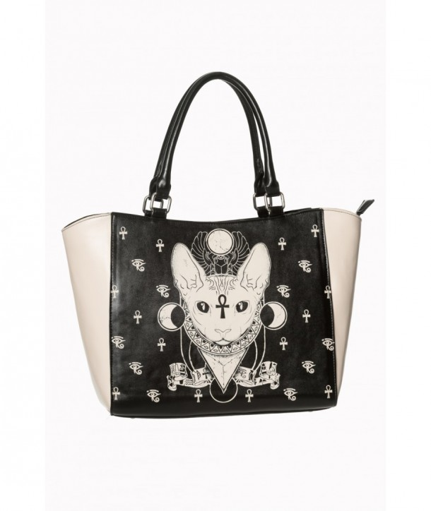 Sac Banned Clothing Bastet Tote