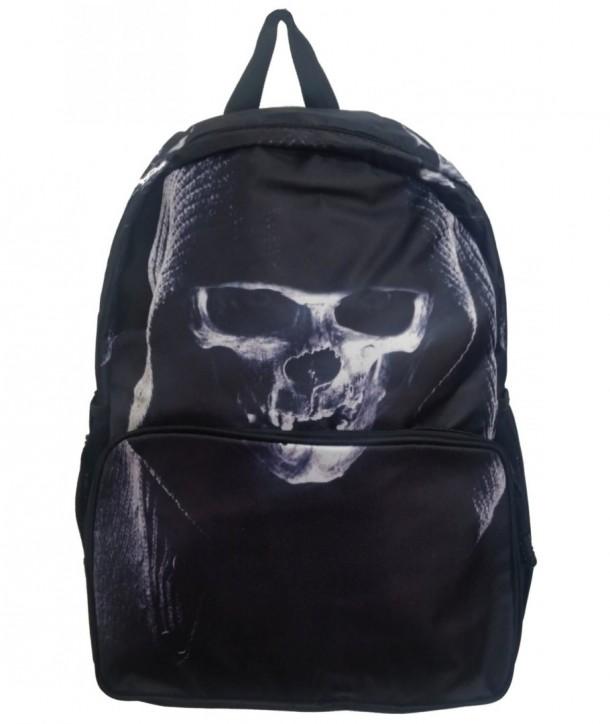 Sac Banned Clothing Backpack Noir