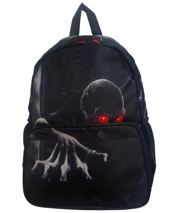 Sac Banned Clothing Backpack Noir