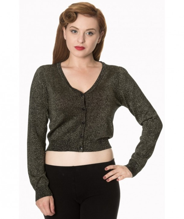 Cardigan Banned Clothing A Starry Night Or