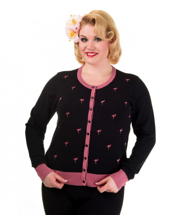 Cardigan Grande Taille Banned Clothing Oren Touch