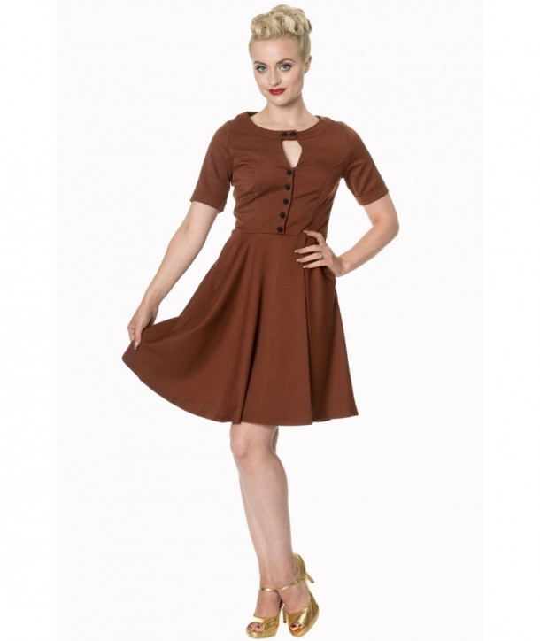 Robe Banned Clothing Don't Be Late Date Swing