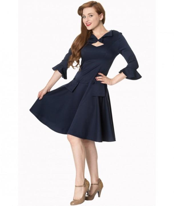 Robe Banned Clothing Everlasting Dress Night/Bleu