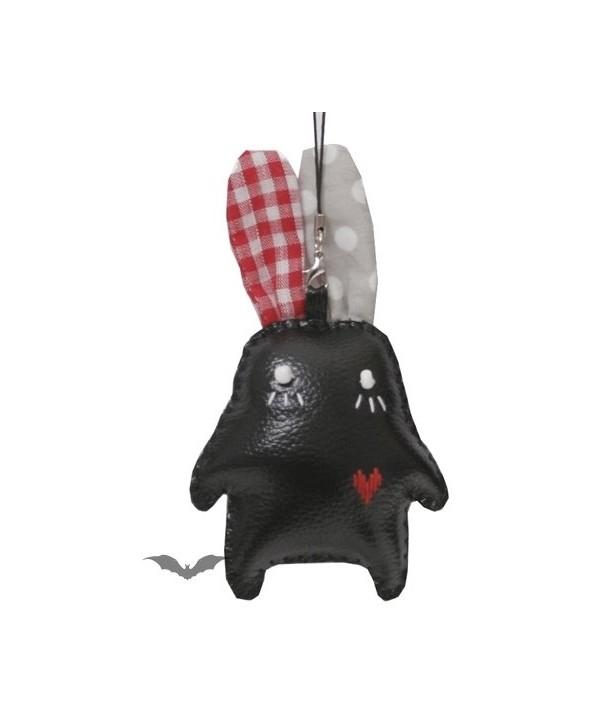 Porte Clés Queen Of Darkness Gothique Voodoo Doll - Heartbroken Rabbit