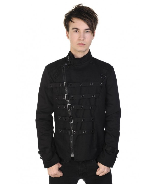 Veste Banned Clothing Metal Cuff
