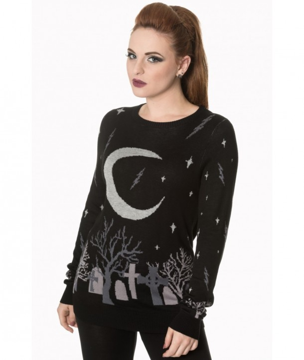 Pull Banned Clothing Moon