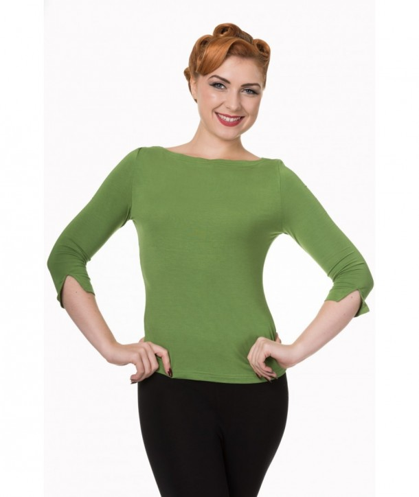 Top Banned Clothing Modern Love Meadow Green