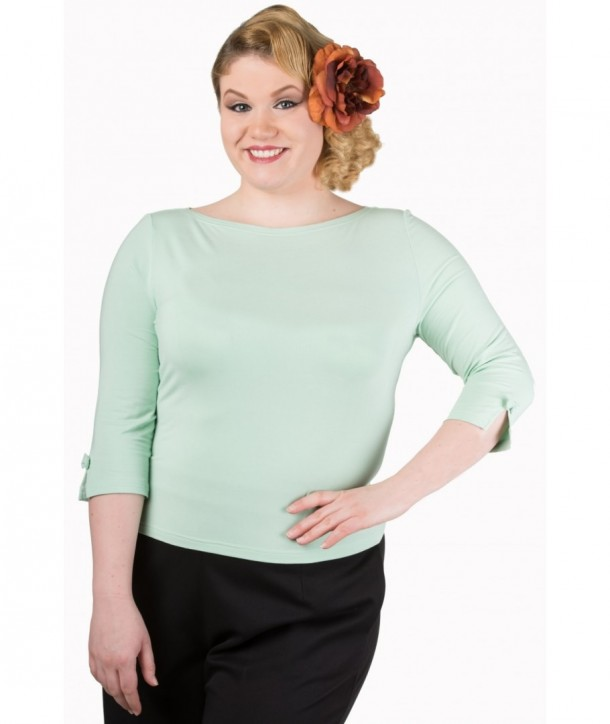 Top Banned Clothing Modern Love Mint