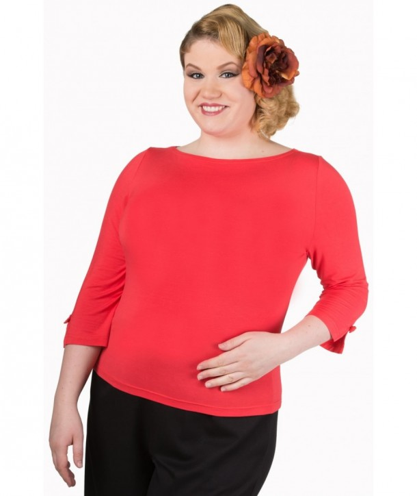 Top Banned Clothing Modern Love Red
