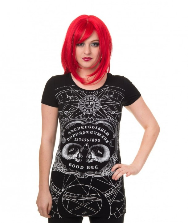Top Banned Clothing Immortality T-Shirt Noir