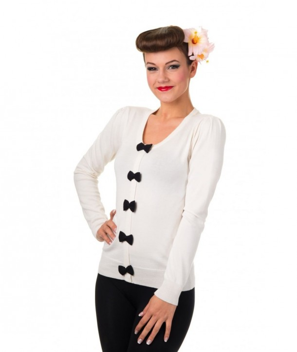 Top Banned Clothing Privilege Jumper Blanc