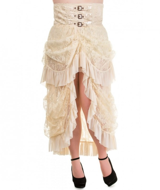 Jupe Banned Clothing Lace Victorian