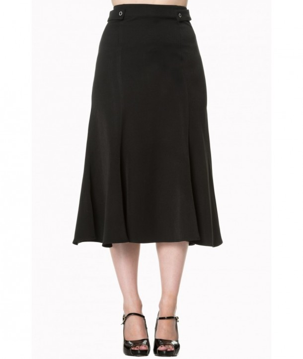 Jupe Banned Clothing Elegance Black